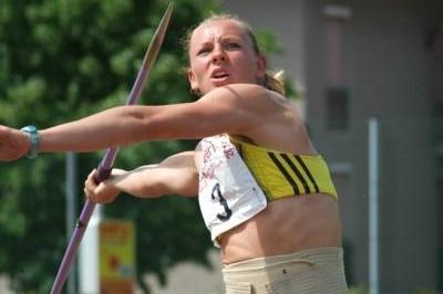 2010 Desenzano del Garda winner Marina Goncharova of Russia (Lorenzo Sampaolo)