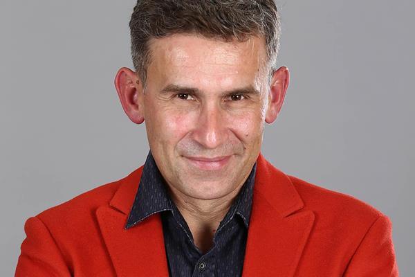 Robert Korzeniowski ahead of the 2014 World Athletics Gala (Giancarlo Colombo / IAAF)
