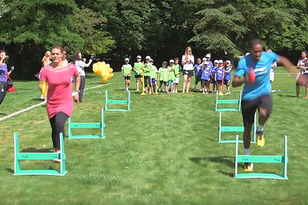 Nestlé/IAAF Kids' Athletics on IAAF Inside Athletics (IAAF)
