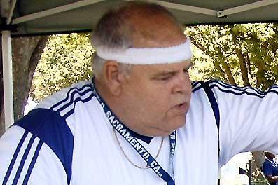 Andy Miller (USA) - renowned sports therapist (c)