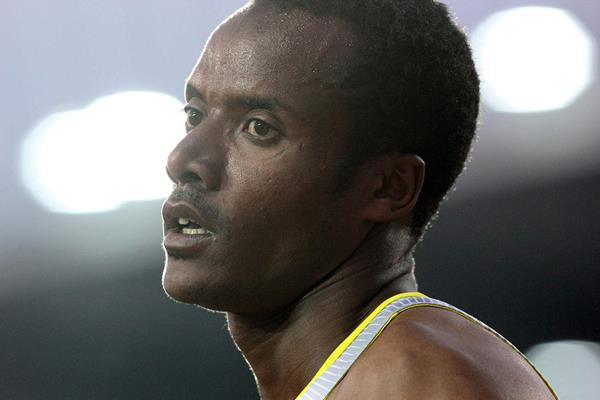Ethiopian distance runner Muktar Edris (Getty Images)
