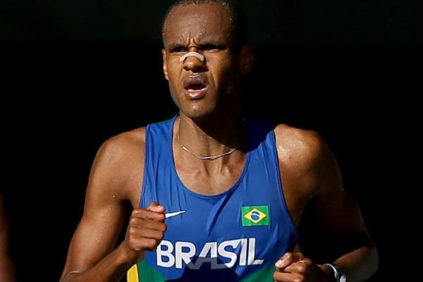 Brazilian distance runner Paulo Roberto Paula (Getty Images)