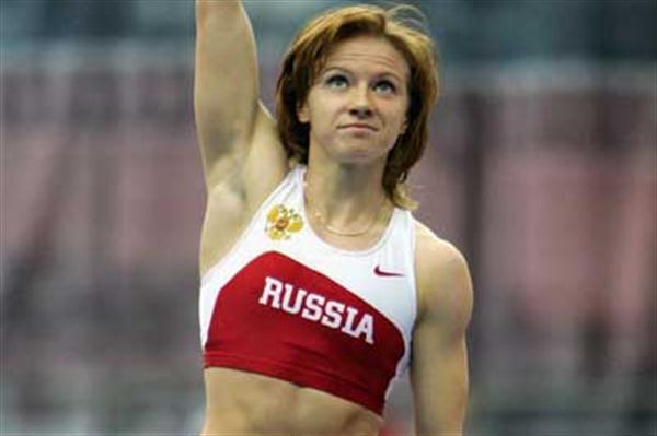 Svetlana Feofanova of Russia (Getty Images)
