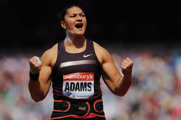 Valerie Adams New Zealand Shot Put ()