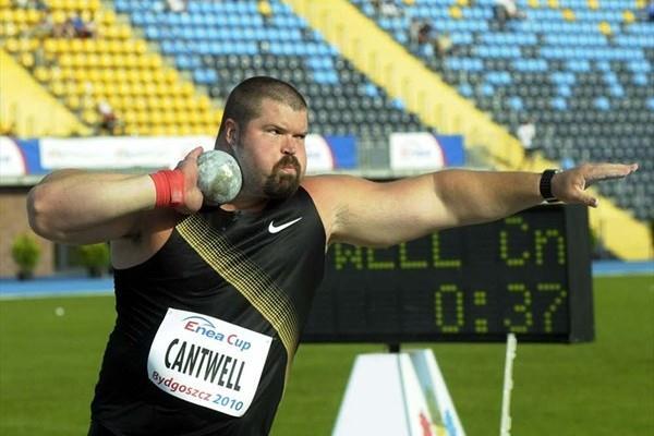 Christian Cantwell in Bydgoszcz (Piotr Sumara)