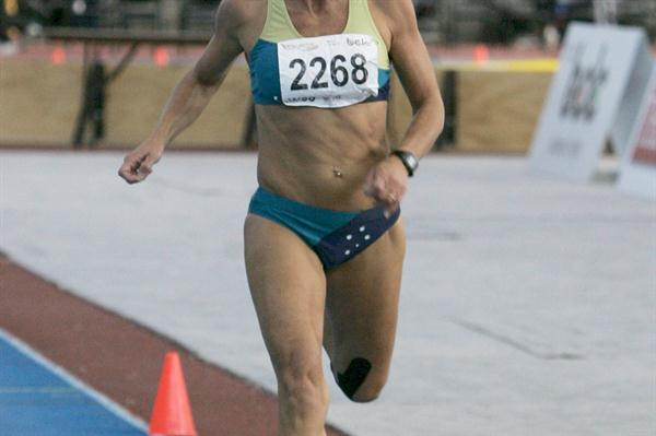 2010 WMA Best World Female Masters Athlete - Marie Kay (AUS) W50 (WMA)