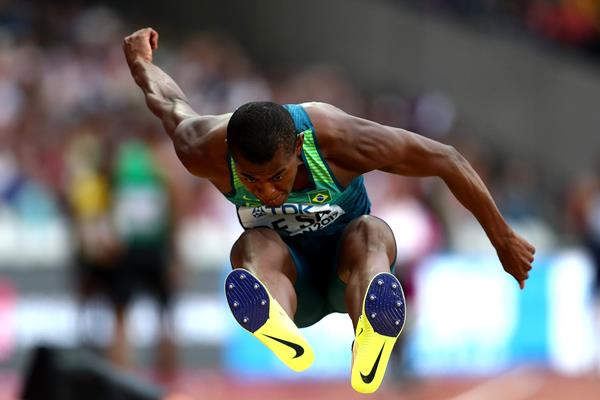 Brazilian triple jumper Mateus de Sá (Getty Images)