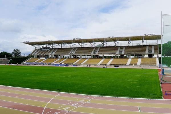 Turku's Paavo Nurmi Stadium ()
