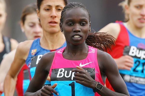 Kenyan distance runner Vivian Cheruiyot (Getty Images)