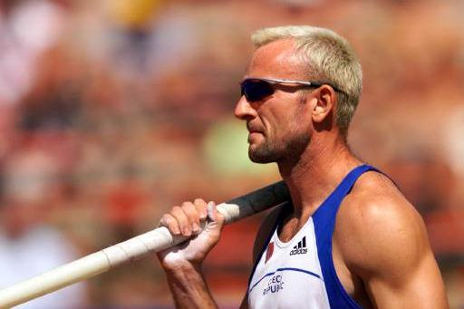 Decathlon - Tomas Dvorak (© Allsport)