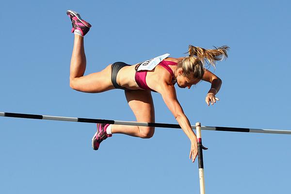 Australian pole vaulter Alana Boyd (Getty Images)
