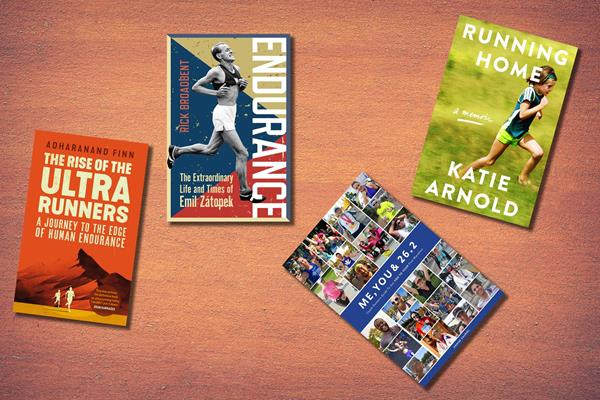 Books on athletics ()