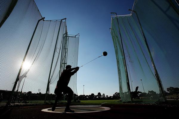 Hammer throw (Getty Images)