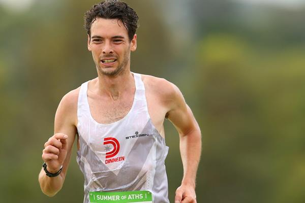 Australian distance runner Harry Summers (Getty Images)
