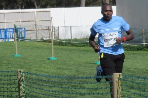 UNICEF Run, Punta Umbria - Wilson Kipketer (IAAF.org)