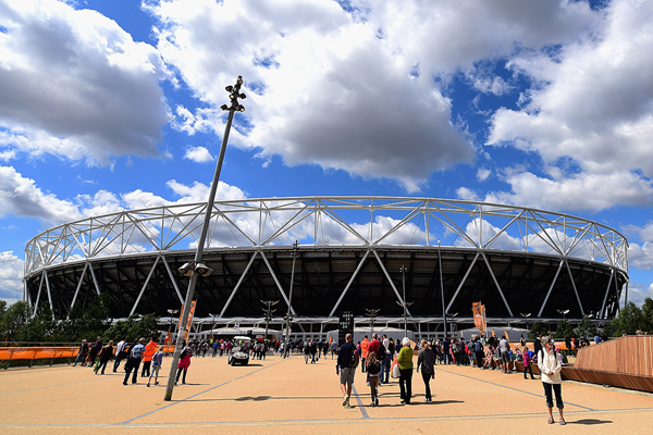 The Stadium at Queen Elizabeth Park in London (Getty Images)