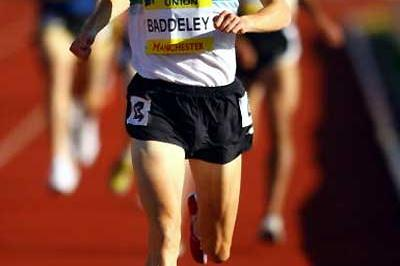 Andrew Baddeley in Manchester (Getty Images)