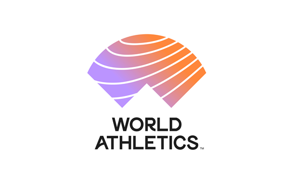 World Athletics logo (IAAF)