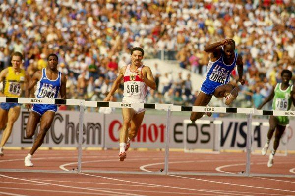 IAAF Hall of Fame - Edwin Moses (USA) (Getty Images  )