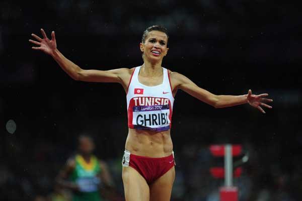Habiba Ghribi (Getty Images)