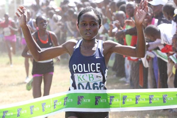 Margaret Muriuki wins in Nairobi (Stafford Ondego, The Standard)