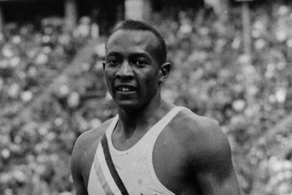 Athletics legend Jesse Owens (Getty Images)