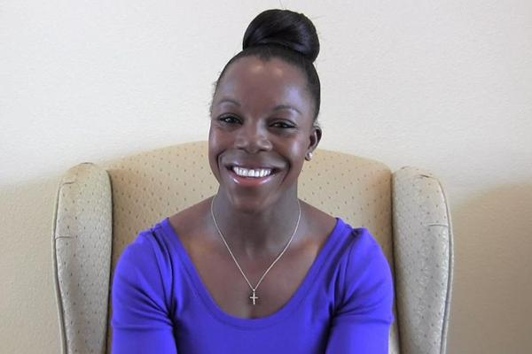 Veronica Campbell-Brown (Omar Brown)