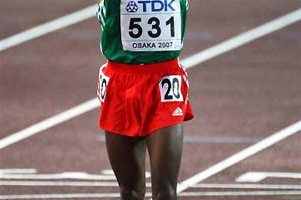 Kenenisa Bekele (ETH) - 10,000m triple (Getty Images)