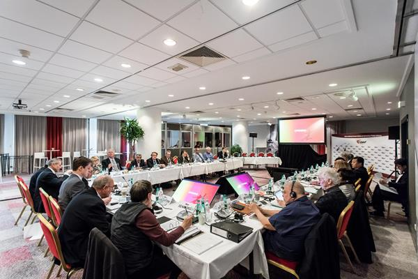 The 208th IAAF Council Meeting in Monaco (Philippe Fitte for IAAF)