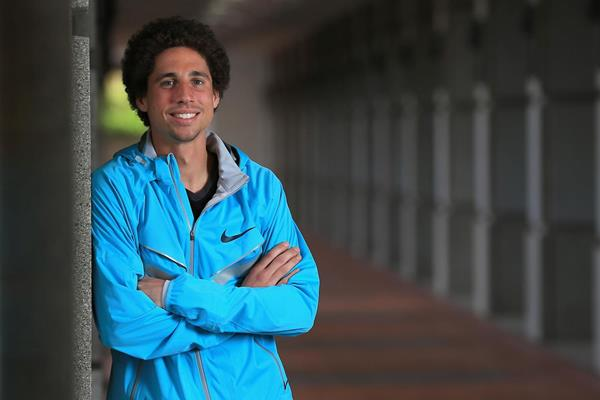 Canadian distance runner Cameron Levins (Getty Images)