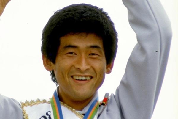 Japanese marathon runner Hiromi Taniguchi (Getty Images)
