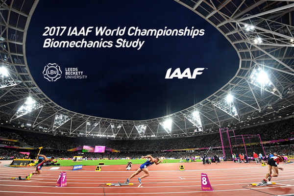2017 IAAF World Championships Biomechanics Study (Getty Images)
