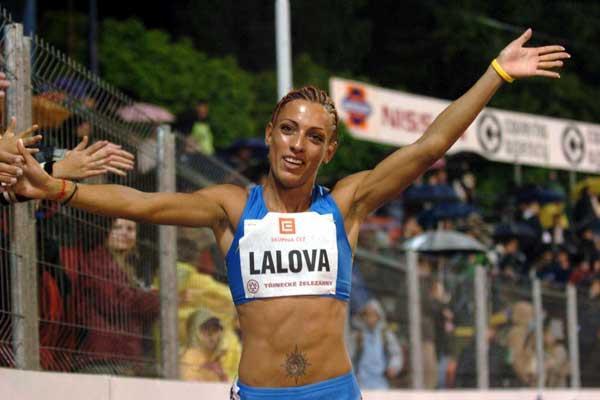 Ivet Lalova  in Ostrava (Hasse Sjögren)