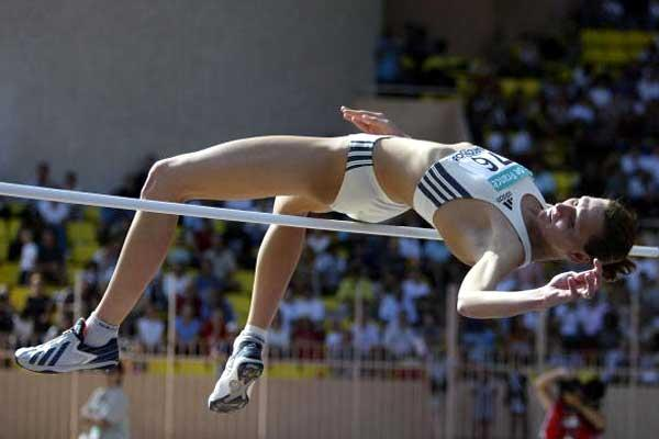 Hestrie Cloete in World Athletics Final (Getty Images)