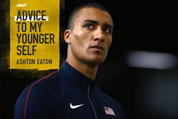 US decathlete Ashton Eaton (Getty Images)