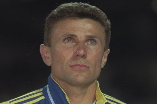 Sergey Bubka - IAAF World Championships, Athens 1997 (Getty Images)