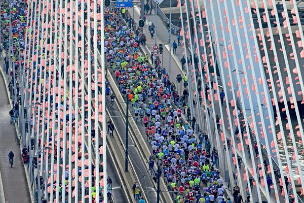 2016 NN Rotterdam Marathon (Getty Images / AFP)