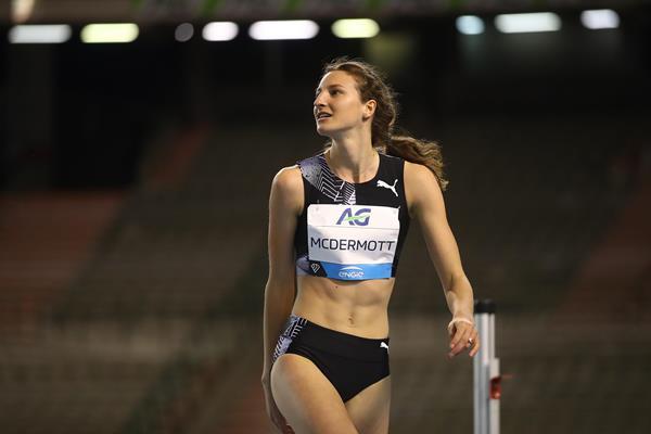 Australian high jumper Nicola McDermott (Getty Images)