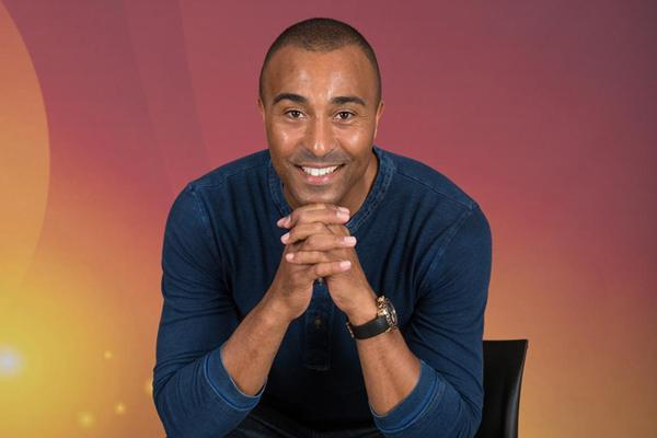 Colin Jackson in Barcelona (Philippe Fitte)