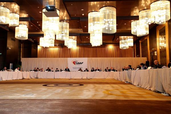 The 198th IAAF Council Meeting in Beijing (IAAF)
