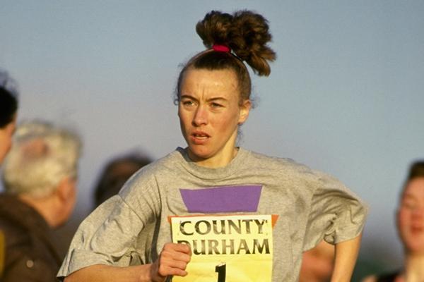 Liz McColgan ()