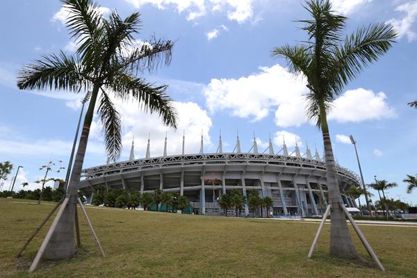 Thomas Robinson Stadium ()