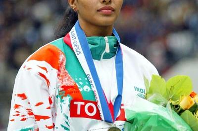 Anju George (Getty Images)