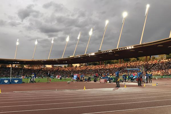Zurich's Letzigrund Stadium (Matt Quine)