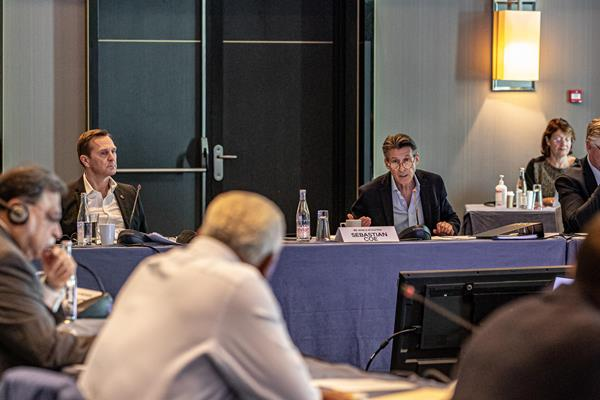 World Athletics Council Meeting in Monaco (Philippe Fitte)