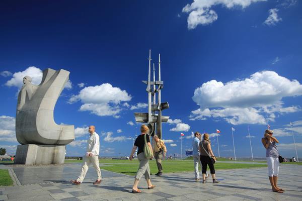 Kosciuszko Square, Gdynia (Mariusz Cieszewski)