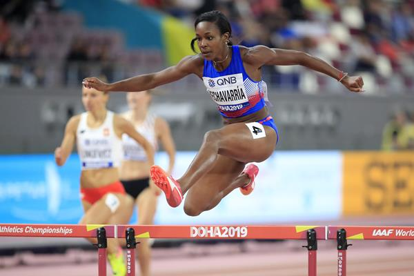 Cuban 400m hurdler Zurian Hechevarria (Getty Images)