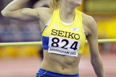 Carolina Kluft (SWE) - Pentathlon (Getty Images)