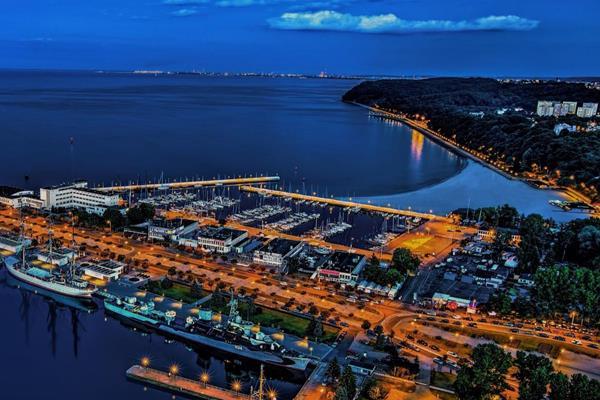 Gdynia, setting for the 2020 World Athletics Half Marathon Championships (LOC)