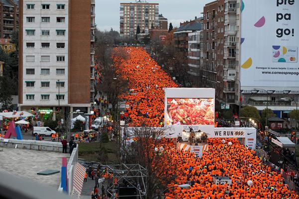 2015 San Silvestre Vallecana (organisers)